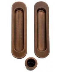 Ручки для раздвижных дверей AGB (бронза)